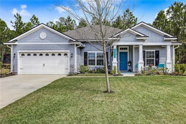88586 Waxwing Court, Yulee, FL 32097 (MLS #88630) :: Berkshire Hathaway HomeServices Chaplin Williams Realty