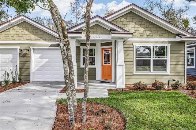 1307 Hickory Street, Fernandina Beach, FL 32034 (MLS #89790) :: Berkshire Hathaway HomeServices Chaplin Williams Realty