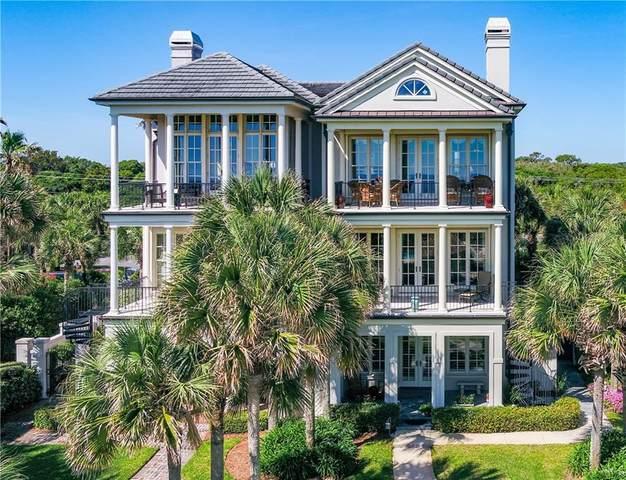 8160 Residence Court, Fernandina Beach, FL 32034 (MLS #89845) :: The DJ & Lindsey Team