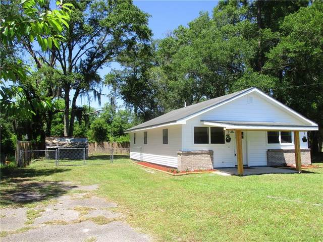 175632 Bay Road, Hilliard, FL 32046 (MLS #89867) :: Berkshire Hathaway HomeServices Chaplin Williams Realty
