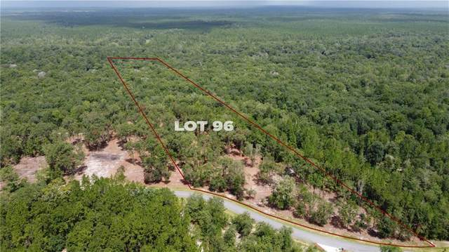 15433 Bullock Bluff Road, Bryceville, FL 32009 (MLS #89895) :: Berkshire Hathaway HomeServices Chaplin Williams Realty