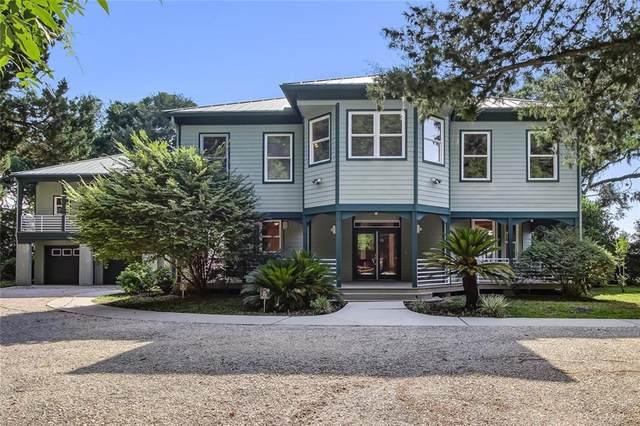 96056 Glenwood Road, Yulee, FL 32097 (MLS #90051) :: Berkshire Hathaway HomeServices Chaplin Williams Realty