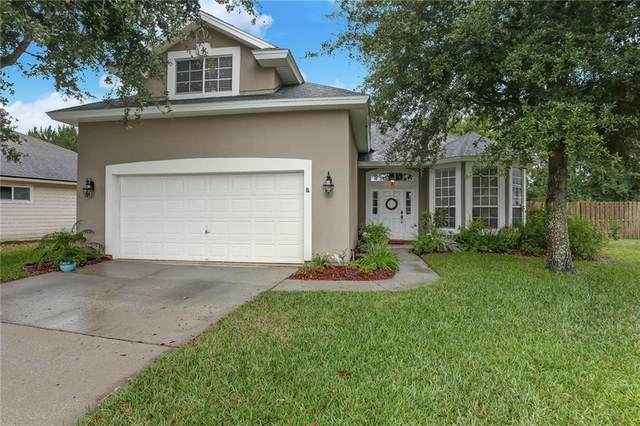 96261 Ridgewood Circle, Fernandina Beach, FL 32034 (MLS #90092) :: Berkshire Hathaway HomeServices Chaplin Williams Realty