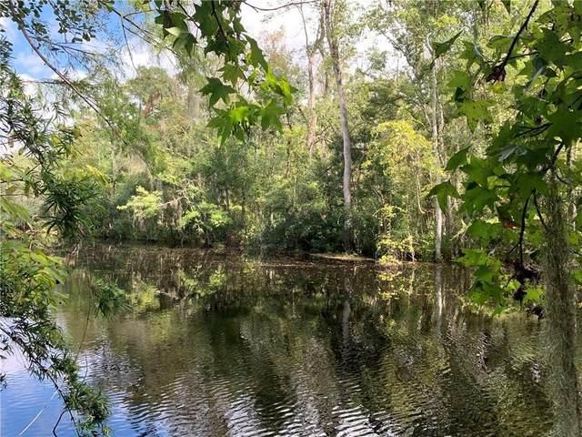 0 Peeples Lane, Yulee, FL 32097 (MLS #90109) :: Berkshire Hathaway HomeServices Chaplin Williams Realty