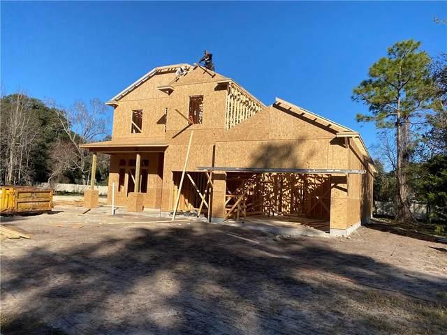 96031 Woodmere Way, Fernandina Beach, FL 32034 (MLS #90162) :: Berkshire Hathaway HomeServices Chaplin Williams Realty