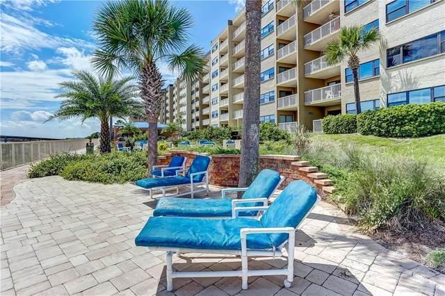 3240 S Fletcher Avenue #104, Fernandina Beach, FL 32034 (MLS #90178) :: The DJ & Lindsey Team