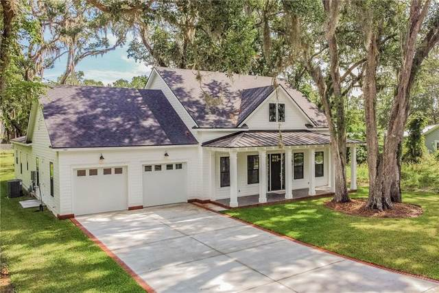 2922 Riverbend Walk, Fernandina Beach, FL 32034 (MLS #90181) :: Berkshire Hathaway HomeServices Chaplin Williams Realty