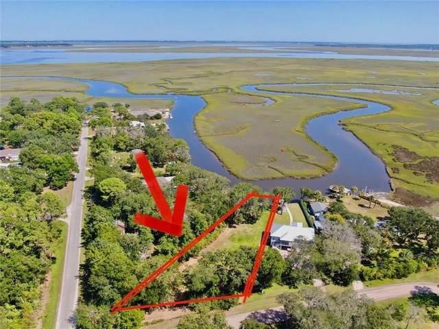 Christopher Lane, Fernandina Beach, FL 32034 (MLS #90190) :: Berkshire Hathaway HomeServices Chaplin Williams Realty