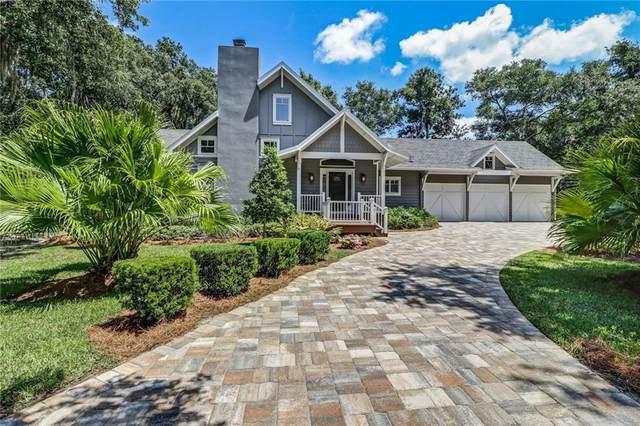 17 Marsh Creek Road, Amelia Island, FL 32034 (MLS #90299) :: Berkshire Hathaway HomeServices Chaplin Williams Realty