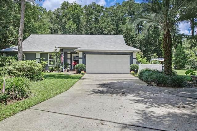 96103 Northshore Drive, Fernandina Beach, FL 32034 (MLS #90330) :: Berkshire Hathaway HomeServices Chaplin Williams Realty