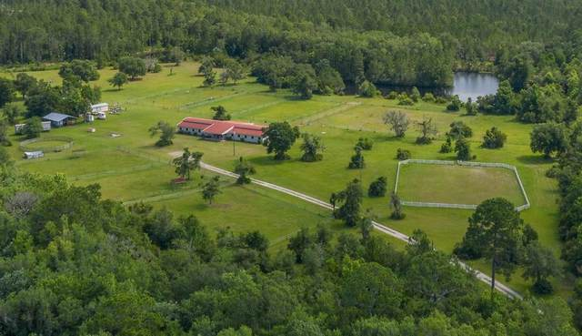 Tammy Trail, Fernandina Beach, FL 32034 (MLS #90447) :: Berkshire Hathaway HomeServices Chaplin Williams Realty