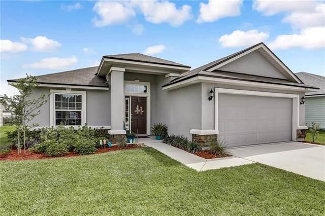 97711 Albatross Drive, Yulee, FL 32097 (MLS #90450) :: Berkshire Hathaway HomeServices Chaplin Williams Realty