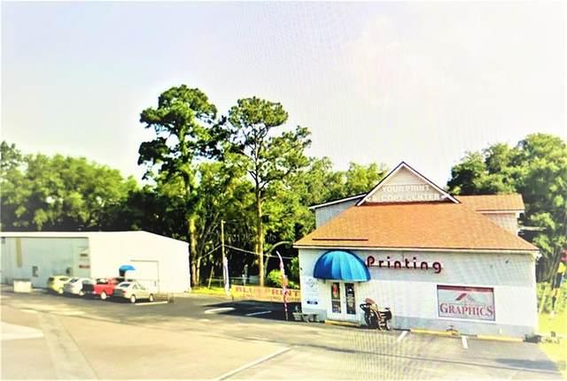 2162 & 2168 Sadler Road, Fernandina Beach, FL 32034 (MLS #90462) :: Berkshire Hathaway HomeServices Chaplin Williams Realty
