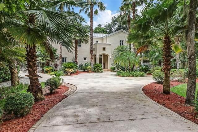 1365 Manucy Road, Fernandina Beach, FL 32034 (MLS #90475) :: Berkshire Hathaway HomeServices Chaplin Williams Realty