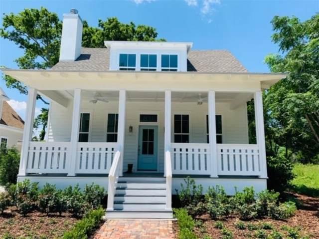 831 Garden Street, Fernandina Beach, FL 32034 (MLS #90500) :: Berkshire Hathaway HomeServices Chaplin Williams Realty