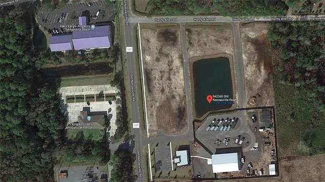 Lot 1-4 Old Nassauville Road, Fernandina Beach, FL 32034 (MLS #90522) :: Berkshire Hathaway HomeServices Chaplin Williams Realty