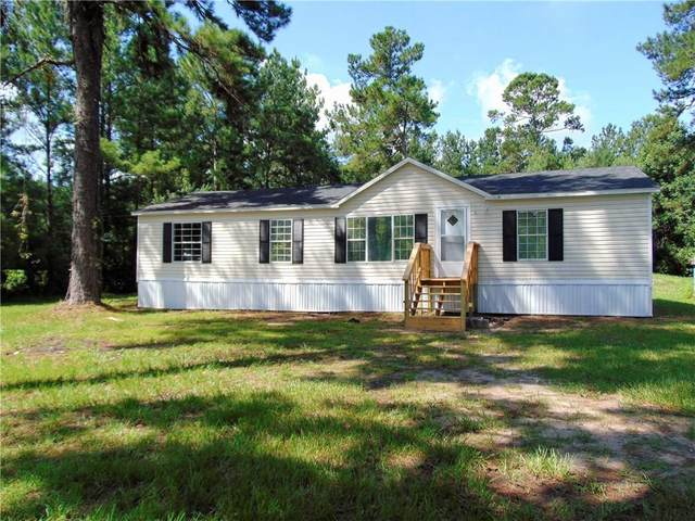 45335 Eula B Road, Callahan, FL 32011 (MLS #90689) :: Berkshire Hathaway HomeServices Chaplin Williams Realty