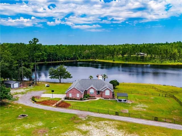 18261 Antler Trail, Hilliard, FL 32046 (MLS #90704) :: Berkshire Hathaway HomeServices Chaplin Williams Realty