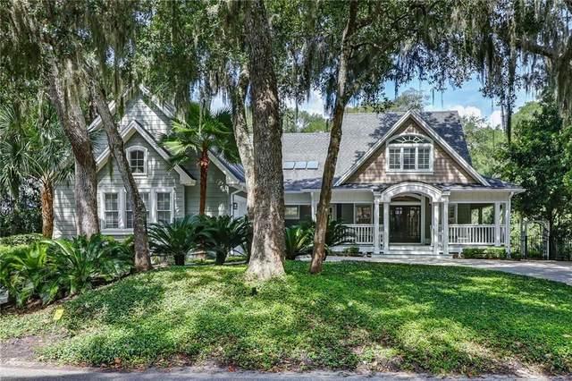 5 Marsh Creek Road, Fernandina Beach, FL 32034 (MLS #90718) :: Berkshire Hathaway HomeServices Chaplin Williams Realty