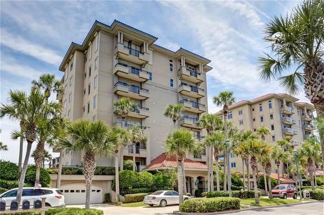 8030 First Coast Highway #105, Amelia Island, FL 32034 (MLS #90747) :: Berkshire Hathaway HomeServices Chaplin Williams Realty