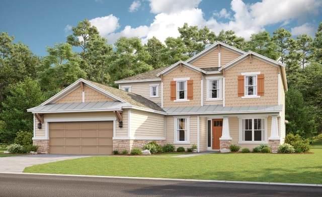 93627 Newmarket Lane, Fernandina Beach, FL 32034 (MLS #90813) :: Berkshire Hathaway HomeServices Chaplin Williams Realty