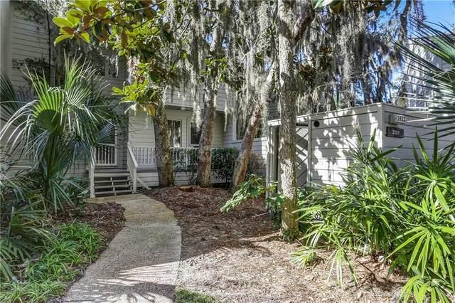 3422 Sea Marsh Road #3422, Amelia Island, FL 32034 (MLS #90896) :: Berkshire Hathaway HomeServices Chaplin Williams Realty