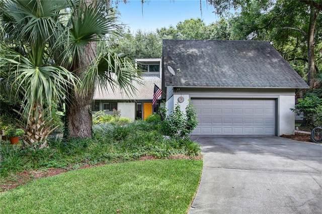 5454 Marshview Lane, Fernandina Beach, FL 32034 (MLS #90927) :: The DJ & Lindsey Team