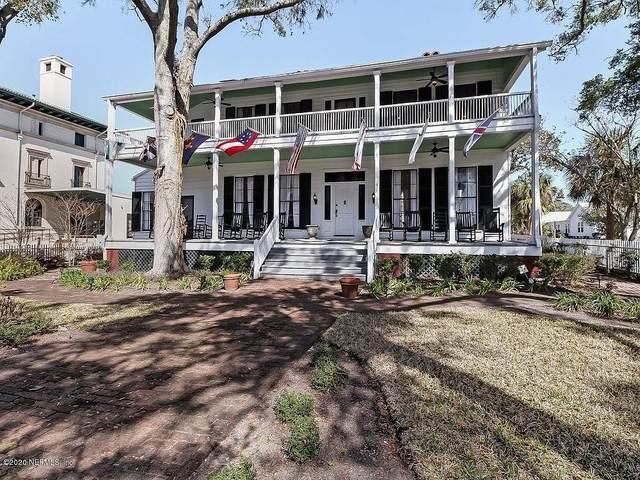 415 Centre Street, Fernandina Beach, FL 32034 (MLS #90976) :: Berkshire Hathaway HomeServices Chaplin Williams Realty