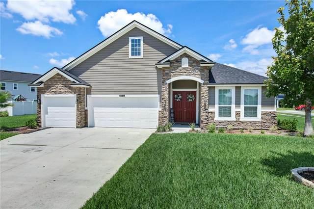 85445 Amaryllis Court, Fernandina Beach, FL 32034 (MLS #91024) :: Berkshire Hathaway HomeServices Chaplin Williams Realty