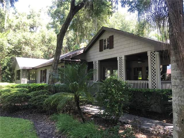 1 Harrison Creek Road, Fernandina Beach, FL 32034 (MLS #91044) :: Berkshire Hathaway HomeServices Chaplin Williams Realty