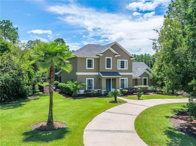 96276 Blackrock Hammock Drive, Yulee, FL 32097 (MLS #91113) :: Berkshire Hathaway HomeServices Chaplin Williams Realty