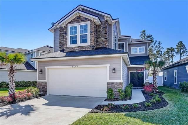 81043 Leeside Court, Fernandina Beach, FL 32034 (MLS #91115) :: The DJ & Lindsey Team