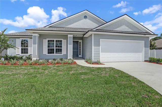86199 Tranquil Court, Yulee, FL 32097 (MLS #91164) :: Berkshire Hathaway HomeServices Chaplin Williams Realty