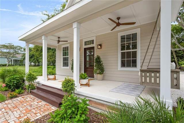 821 Garden Street, Fernandina Beach, FL 32034 (MLS #91299) :: Berkshire Hathaway HomeServices Chaplin Williams Realty