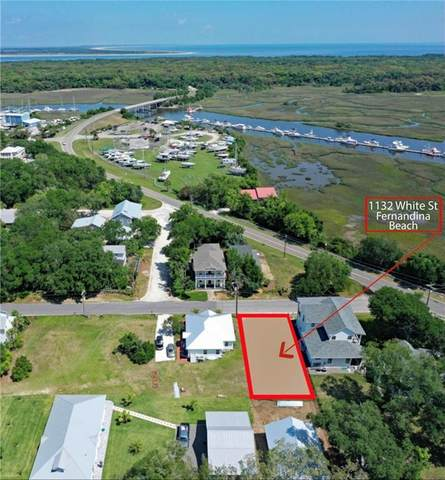 1132 White Street, Fernandina Beach, FL 32034 (MLS #91338) :: Berkshire Hathaway HomeServices Chaplin Williams Realty