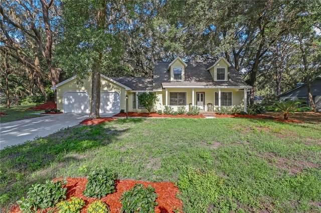 1631 Blue Heron Lane, Fernandina Beach, FL 32034 (MLS #91404) :: Berkshire Hathaway HomeServices Chaplin Williams Realty