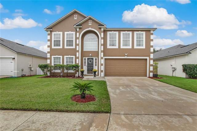 76183 Long Leaf Loop, Yulee, FL 32097 (MLS #91417) :: The DJ & Lindsey Team