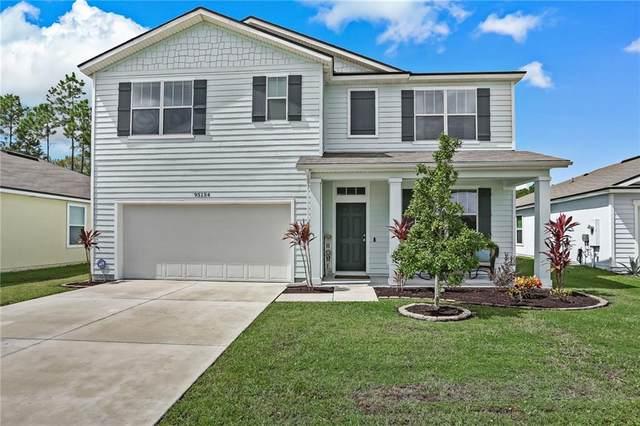 95154 Timberlake Drive, Fernandina Beach, FL 32034 (MLS #91449) :: Berkshire Hathaway HomeServices Chaplin Williams Realty