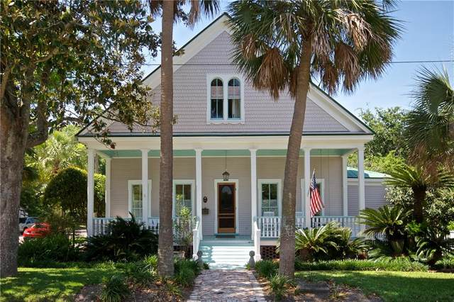 414 Broome Street, Amelia Island, FL 32034 (MLS #91466) :: The DJ & Lindsey Team