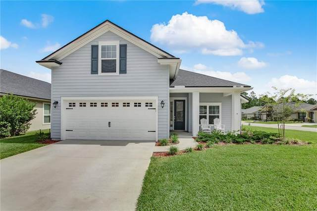 86153 Preserve Place, Yulee, FL 32097 (MLS #91471) :: Berkshire Hathaway HomeServices Chaplin Williams Realty