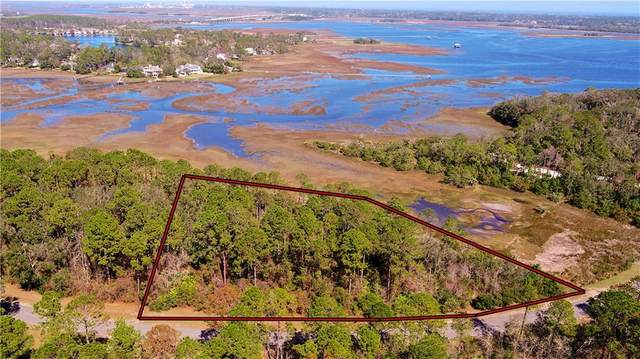 96130 Brady Point Road, Fernandina Beach, FL 32034 (MLS #92511) :: The DJ & Lindsey Team