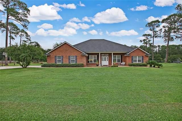 95110 Oelsner Drive, Fernandina Beach, FL 32034 (MLS #92515) :: Berkshire Hathaway HomeServices Chaplin Williams Realty