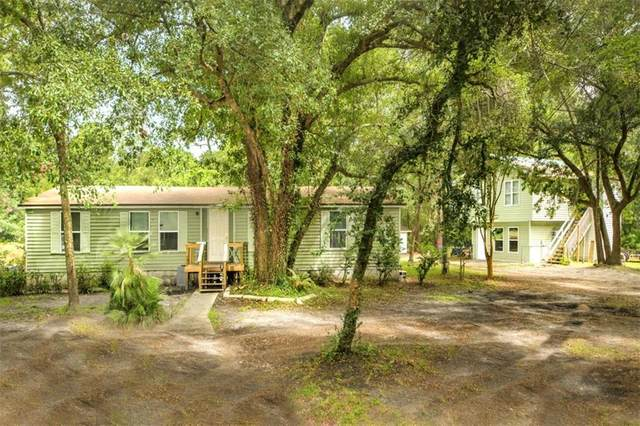 95552 Arbor Lane Lot 1, Fernandina Beach, FL 32034 (MLS #92519) :: The DJ & Lindsey Team