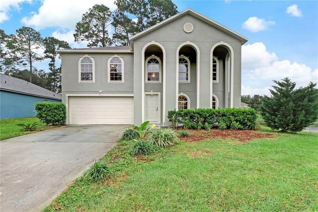 87028 Kipling Drive, Yulee, FL 32097 (MLS #92587) :: The DJ & Lindsey Team