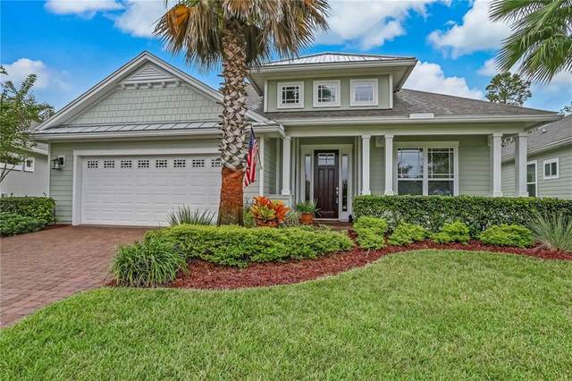 85050 Floridian Drive, Fernandina Beach, FL 32034 (MLS #92598) :: The DJ & Lindsey Team