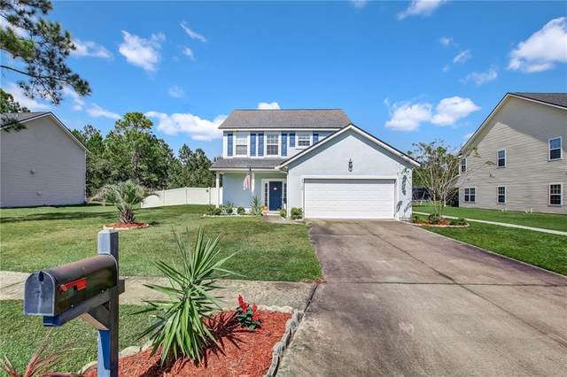 95128 Cypress Trail, Fernandina Beach, FL 32034 (MLS #92617) :: The DJ & Lindsey Team