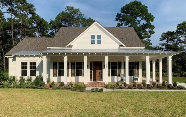 2950 Riverbend Walk, Fernandina Beach, FL 32034 (MLS #92620) :: Berkshire Hathaway HomeServices Chaplin Williams Realty