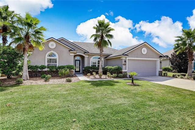 85116 Amaryllis Court, Fernandina Beach, FL 32034 (MLS #92630) :: The DJ & Lindsey Team