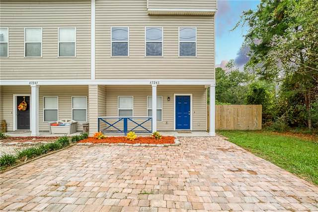 87245 Lents Road, Yulee, FL 32097 (MLS #92662) :: Berkshire Hathaway HomeServices Chaplin Williams Realty