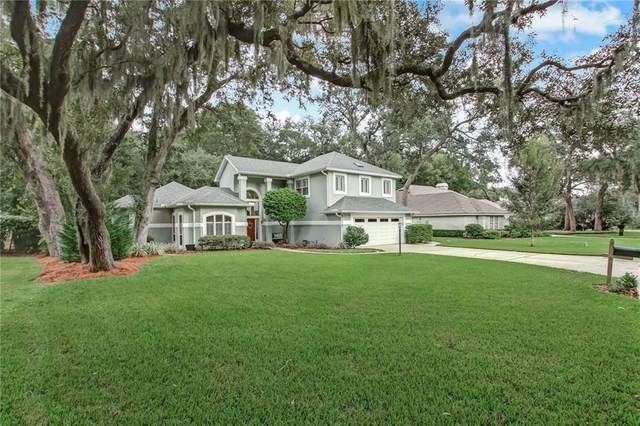 1784 Hammock Drive, Fernandina Beach, FL 32034 (MLS #92676) :: The DJ & Lindsey Team